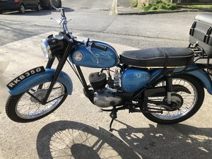 BSA BANTAM D14B 1968 NICE CLEAN BIKE. For Sale