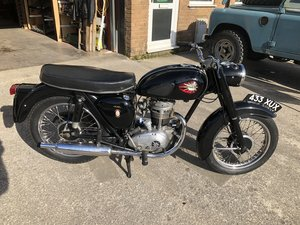 BSA C15 250cc MANUFACTURED IN 1961 For Sale