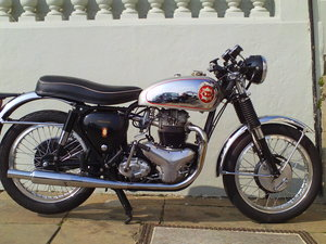 1961 BSA A10 RGS CLUBMAN REPLICA SOLD