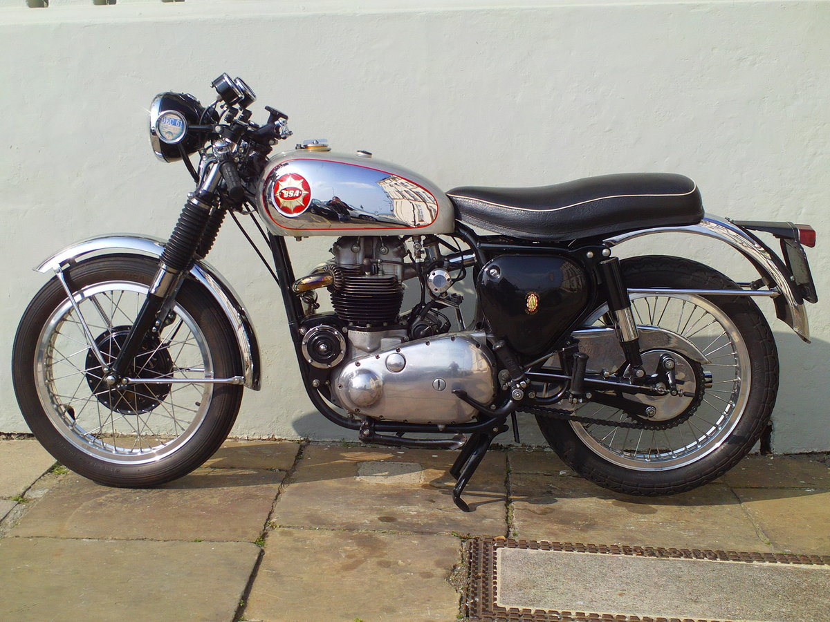 1961 BSA A10 RGS CLUBMAN REPLICA SOLD (picture 3 of 6)