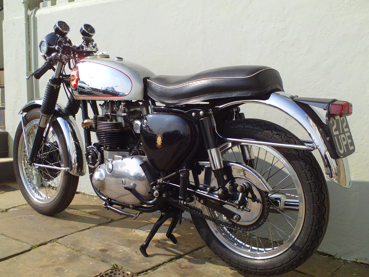 1961 BSA A10 RGS CLUBMAN REPLICA SOLD (picture 4 of 6)
