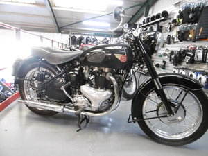 BSA Goldflash STUNNING NUT AND BOLT RESTORATION