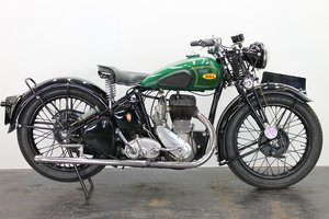 BSA M20 1942 500cc 1 cyl sv For Sale