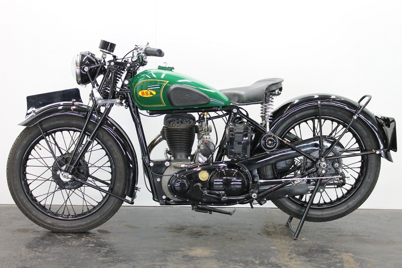 BSA M20 1942 500cc 1 cyl sv For Sale (picture 2 of 6)