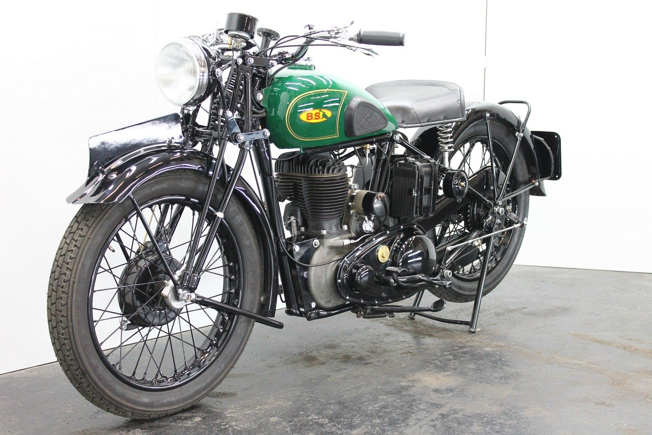 BSA M20 1942 500cc 1 cyl sv For Sale (picture 4 of 6)