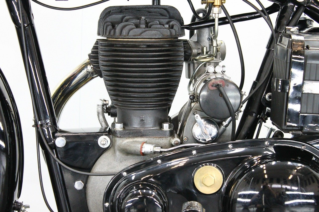 BSA M20 1942 500cc 1 cyl sv For Sale (picture 6 of 6)