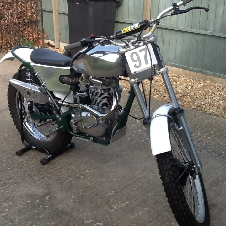 2015 BSA Otter For Sale (picture 1 of 6)