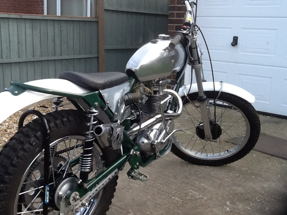 2015 BSA Otter For Sale (picture 3 of 6)