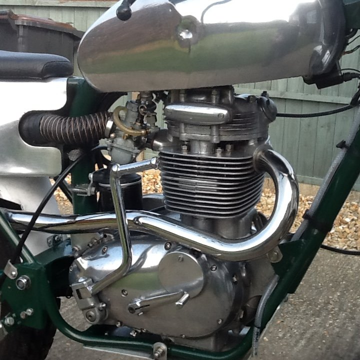 2015 BSA Otter For Sale (picture 5 of 6)