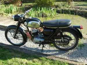1968 BSA Bantam D14/4  For Sale