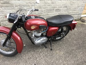 1965 BSA C15 Ideal first British Classic