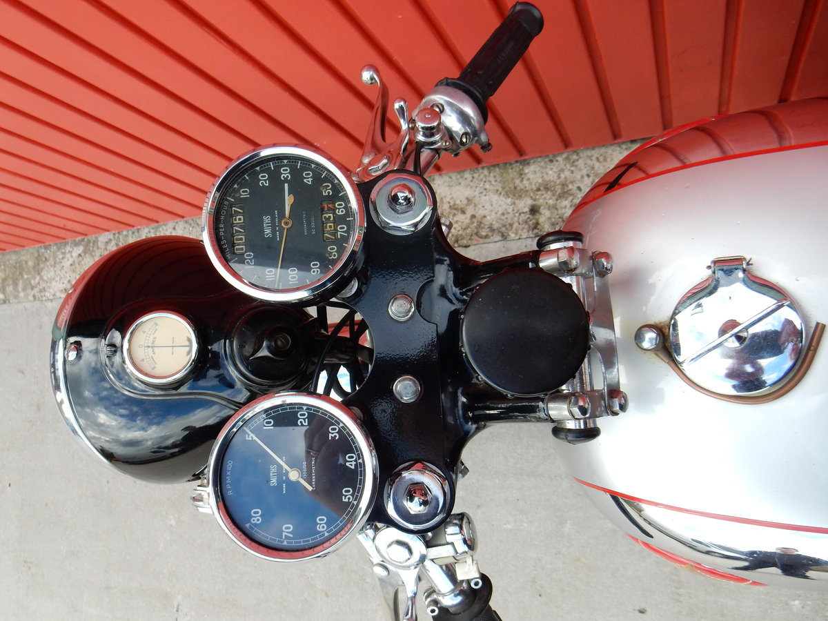 BSA Gold Star DBD34 1961 500cc Original Factory Frame & Engi For Sale (picture 3 of 3)