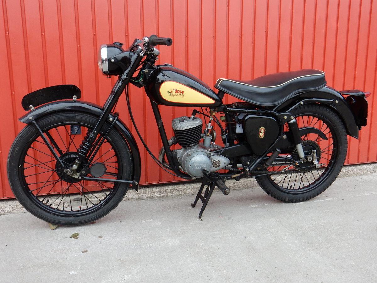 BSA Bantam Major D3 1957 150cc For Sale (picture 2 of 2)