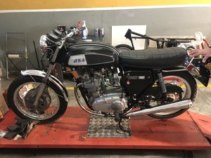1971 BSA A75 Rocket 3 For Sale