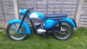 1967 BSA D10 Bantam For Sale