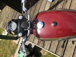 1957 Lovely late 1950s great condition BSA For Sale