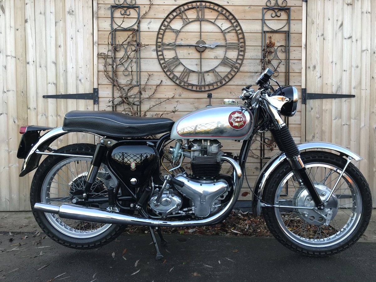 1963 BSA Rocket Gold Star For Sale (picture 1 of 6)