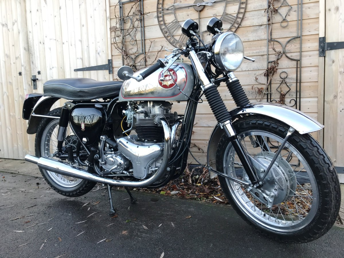 1963 BSA Rocket Gold Star For Sale (picture 2 of 6)