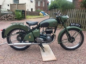 1954 BSA C10 L For Sale by Auction
