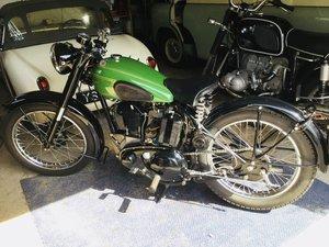 1948 Restored BSA B33 For Sale