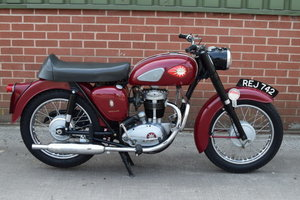 1965 BSA C15 For Sale by Auction