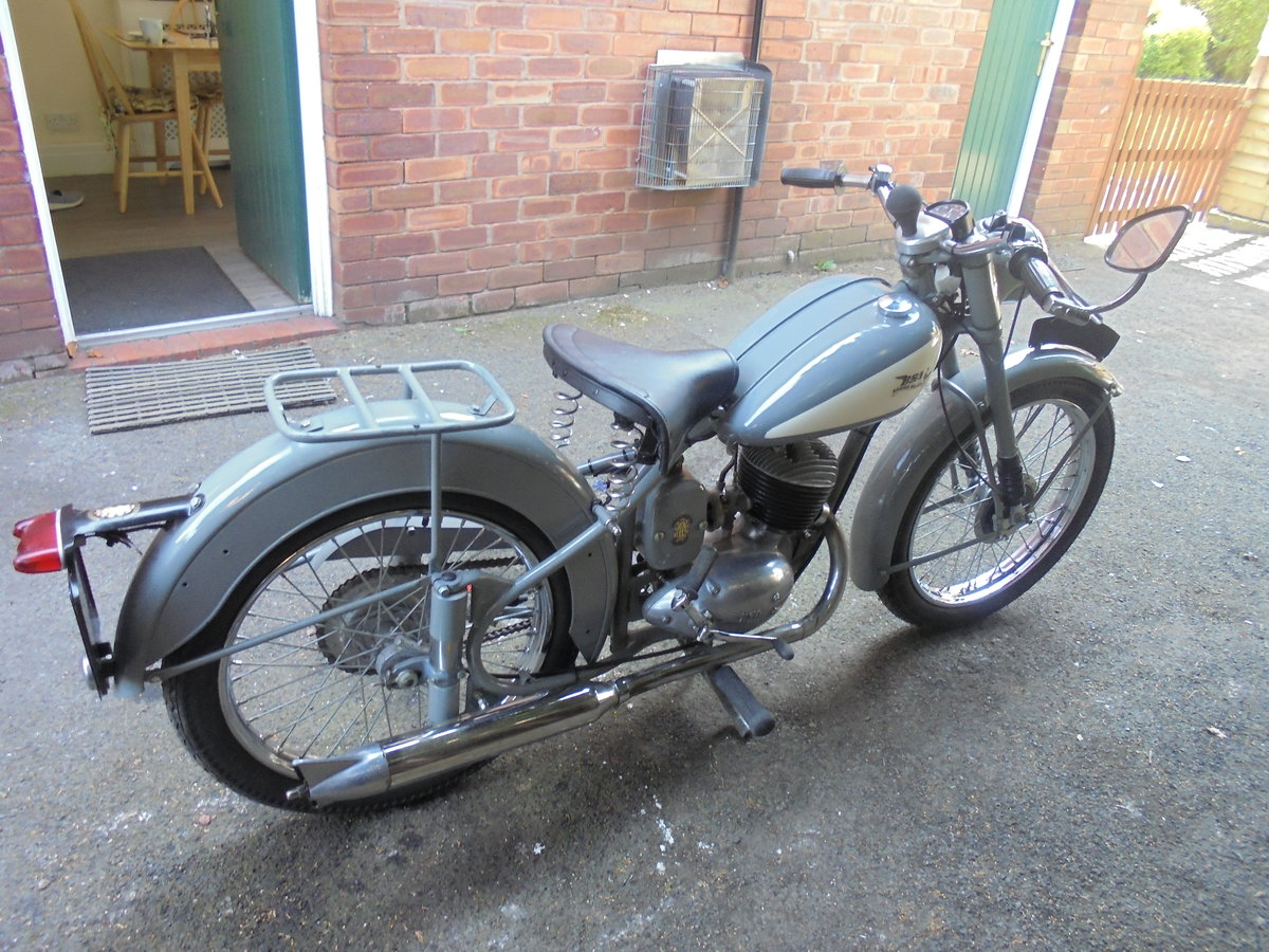 1955 BSA BANTAM 150CC MAJOR VERY NICE BIKE For Sale (picture 2 of 6)