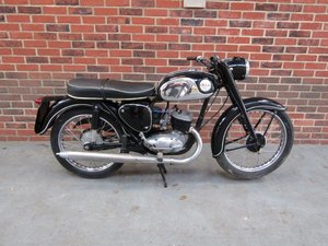 1968 BSA Bantam D14 - Original Unrestored Condition For Sale