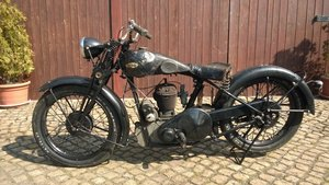 BSA 1932 Typ Z6 ??? - Project