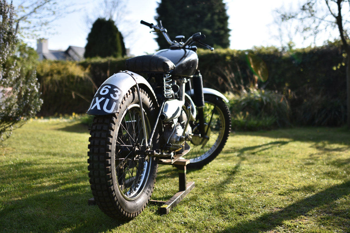 1952 BSA ZB32 TRIALS For Sale (picture 2 of 6)