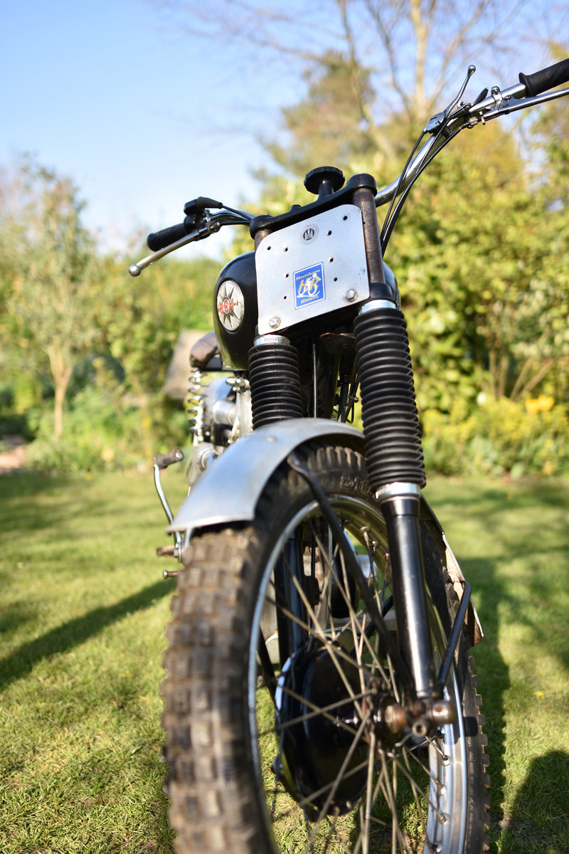 1952 BSA ZB32 TRIALS For Sale (picture 4 of 6)