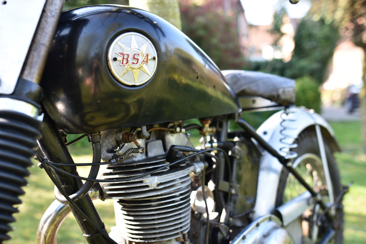 1952 BSA ZB32 TRIALS For Sale (picture 6 of 6)