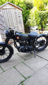 1953 BSA B33 For Sale