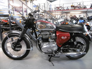 1966 BSA LIGHENING FULL NUT AND BOLT RESTORATION
