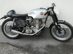 1962 Bsa Gold star dbd34gs For Sale