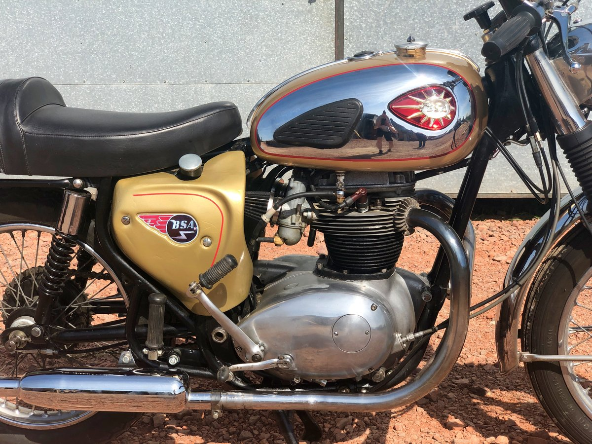 1965 A65L Lightning Clubman Rep 650cc For Sale (picture 3 of 6)