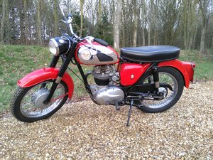 1962 BSA B40 350 cc For Sale