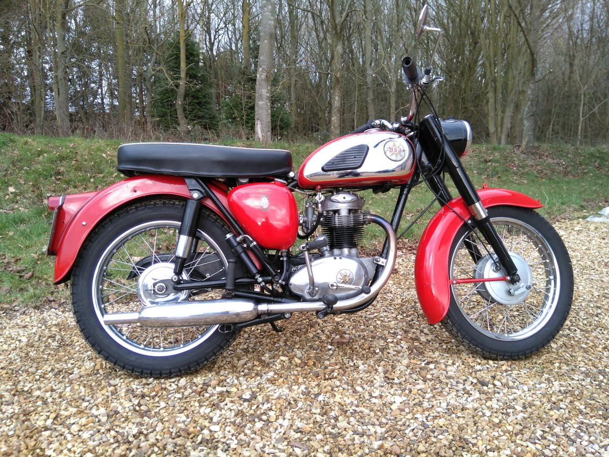 1962 BSA B40 350 cc SOLD (picture 4 of 6)