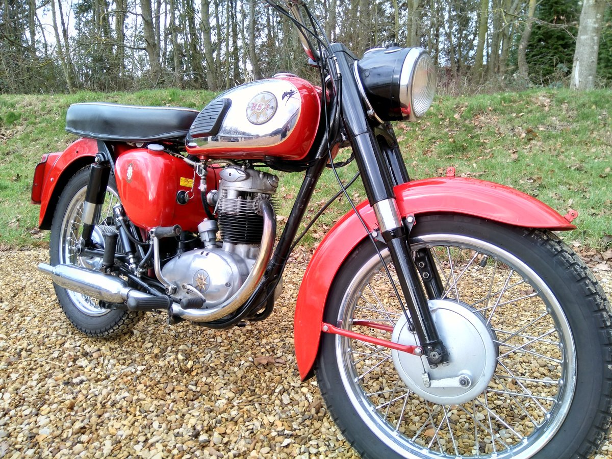 1962 BSA B40 350 cc SOLD (picture 5 of 6)
