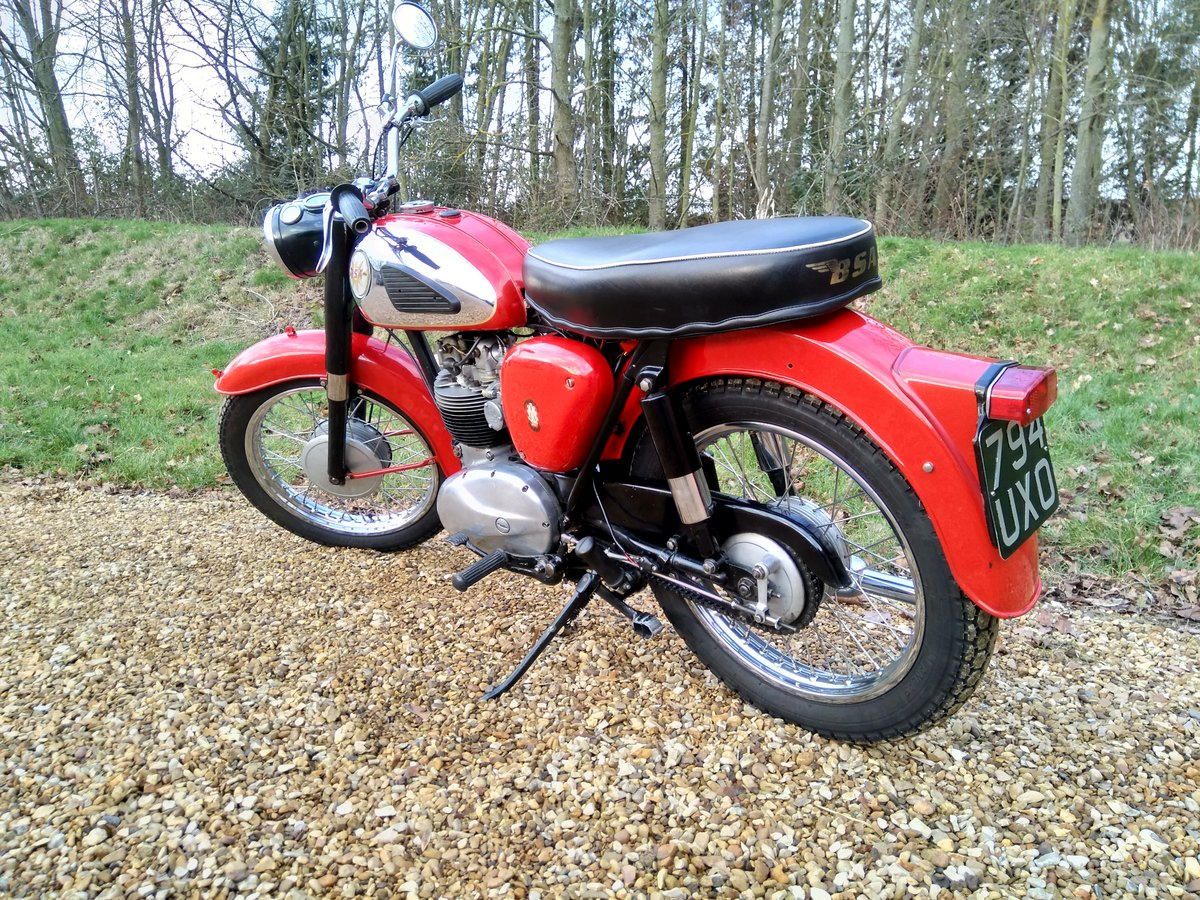 1962 BSA B40 350 cc SOLD (picture 6 of 6)