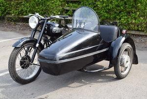 1947 BSA A7 Combination