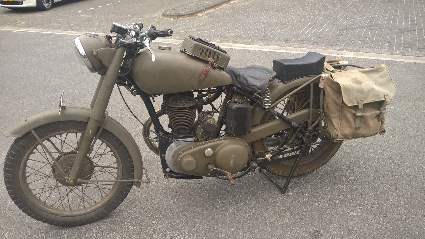 1950 Bsa model m21 swedish army For Sale (picture 5 of 6)