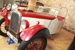 BSA TW33-10 Three Wheeler 1933 For Sale by Auction