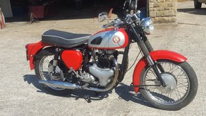 1960  BSA A10 Golden Flash. Recent Rebuild. Great Runner