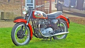 1959  BSA Super Rocket. 650cc. V5C. Recent Rebuild.