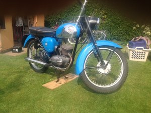 1967 BSA Bantam D10 For Sale
