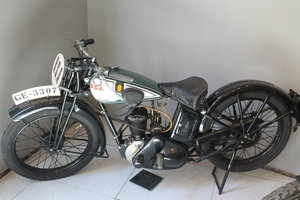 BSA B24 1929 For Sale by Auction