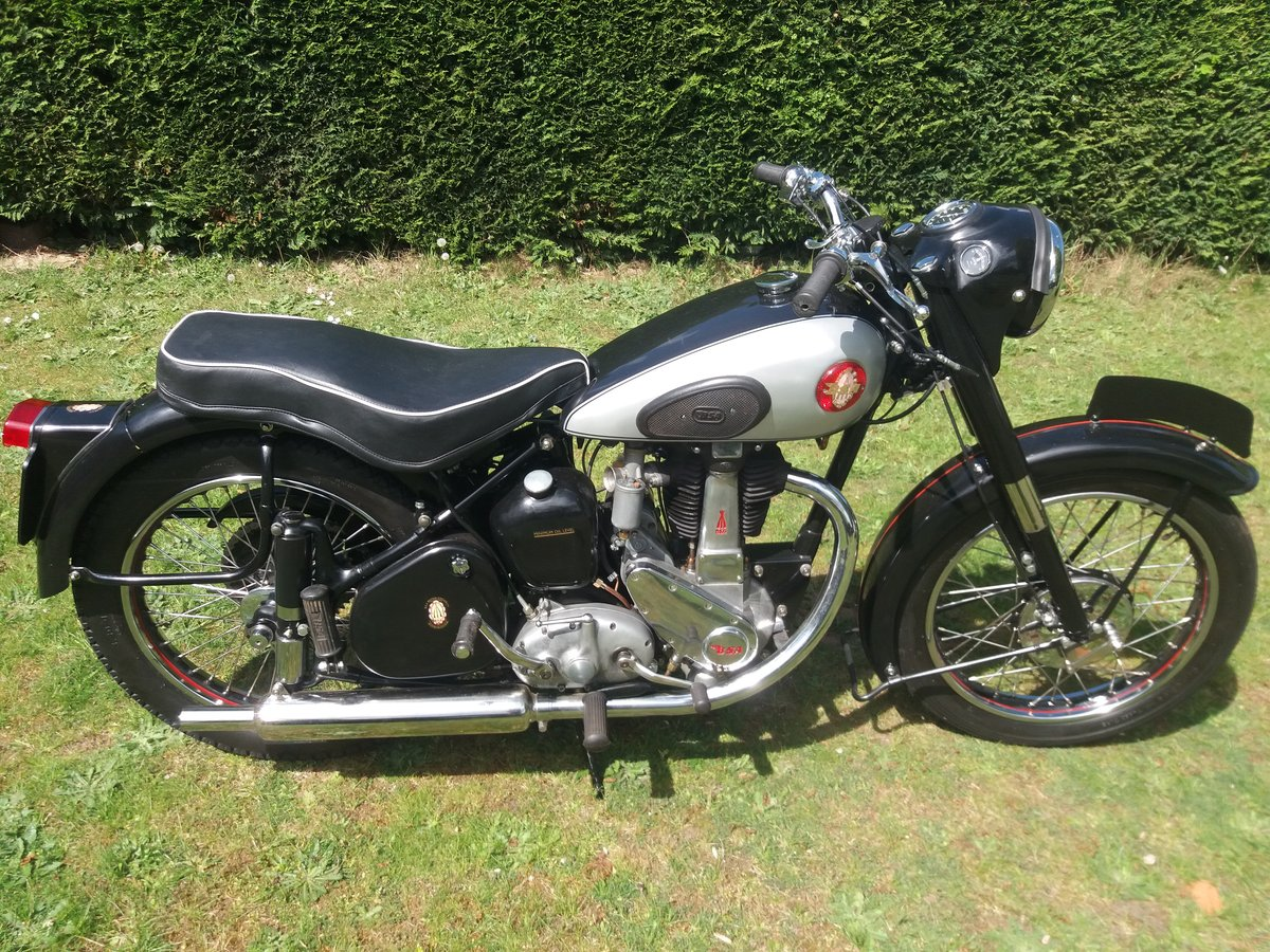 BSA B31 Plunger(1949) For Sale (picture 1 of 6)