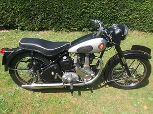 BSA B31 Plunger(1949) For Sale