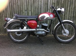 1967 Bsa bantam d10 sport For Sale