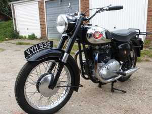 1958 650 cc Gold Flash For Sale